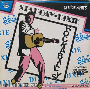 cream of the crate review #207: various artists – starday-dixie rockabilly vol. 2