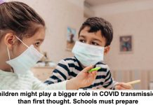 children might play a bigger role in covid transmission than first thought. schools must prepare
