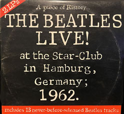 cream of the crate album review #203: the beatles – live at the star club in hamburg (1962)