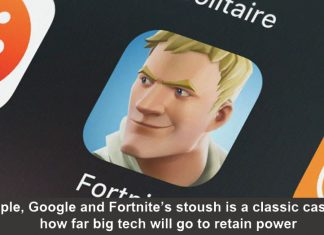 apple, google and fortnite's stoush is a classic case of how far big tech will go to retain power