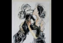 original art by maria smirlis collected worldwide