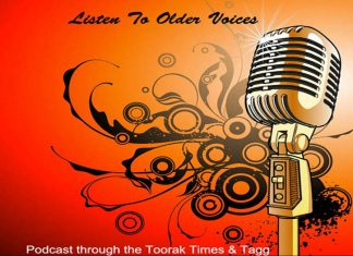 listen to older voices: ron caddy – part 1