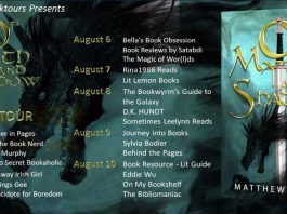 book review: of myth and shadow by matthew s. cox