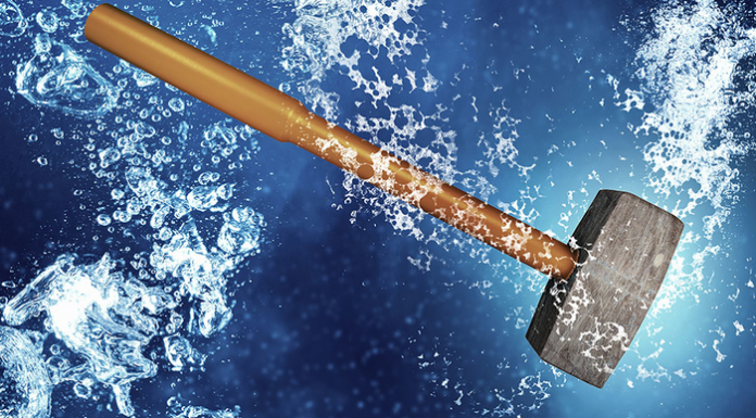 water hammer problems? what you can do to fix it.