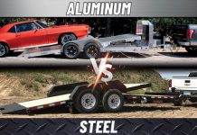 trailers – aluminium or steel?