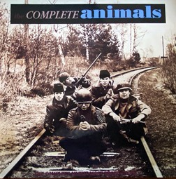 cream of the crate review #210: the animals – the complete animals