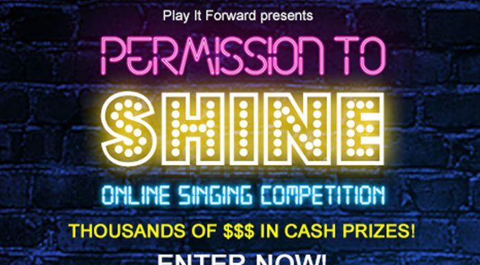 permission to shine singing competition – round three closing soon
