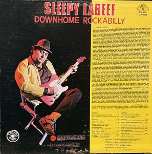 cream of the crate review #213: sleepy labeef – downhome rockabilly