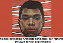'the most refreshing archibald exhibition i can remember': the 2020 portrait prize finalists