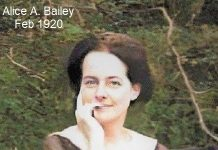 alice bailey in 1920 at theosophical hq krotona