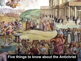 five things to know about the antichrist