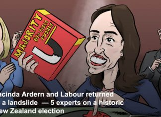 jacinda ardern and labour returned in a landslide — 5 experts on a historic new zealand election