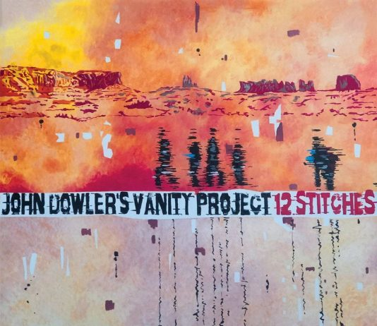 new album from australian power pop great john dowler and his vanity project out may 1!