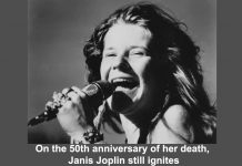 on the 50th anniversary of her death, janis joplin still ignites