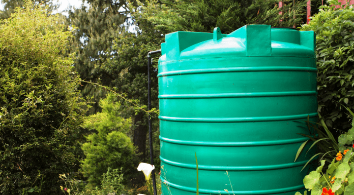 things to consider when choosing a water tank for home use