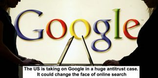 the us is taking on google in a huge antitrust case. it could change the face of online search
