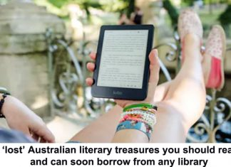 10 'lost' australian literary treasures you should read – and can soon borrow from any library