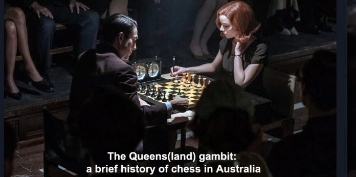 the queens(land) gambit: a brief history of chess in australia