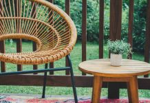 how to choose the right outdoor furniture for you?