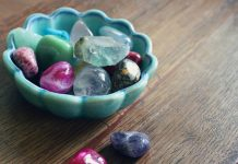 crystals for power and healing