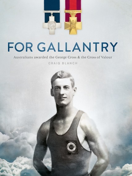 for gallantry: australians awarded the george cross and the cross of valour, book launched