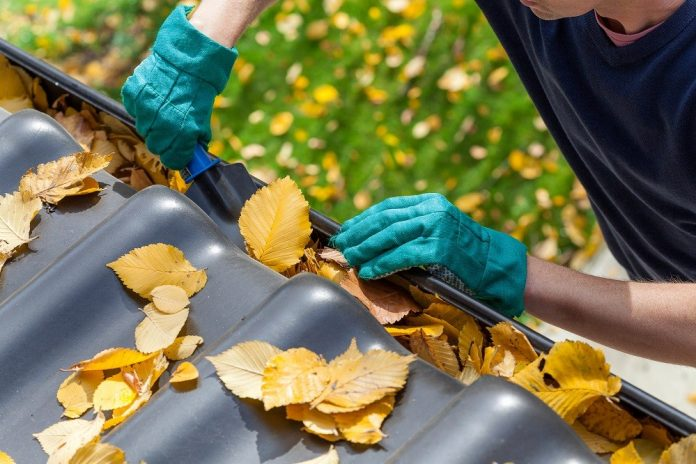 why would you hire commercial gutter cleaning services?