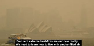 frequent extreme bushfires are our new reality. we need to learn how to live with smoke-filled air