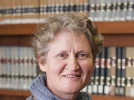 law academic awarded for partner violence research