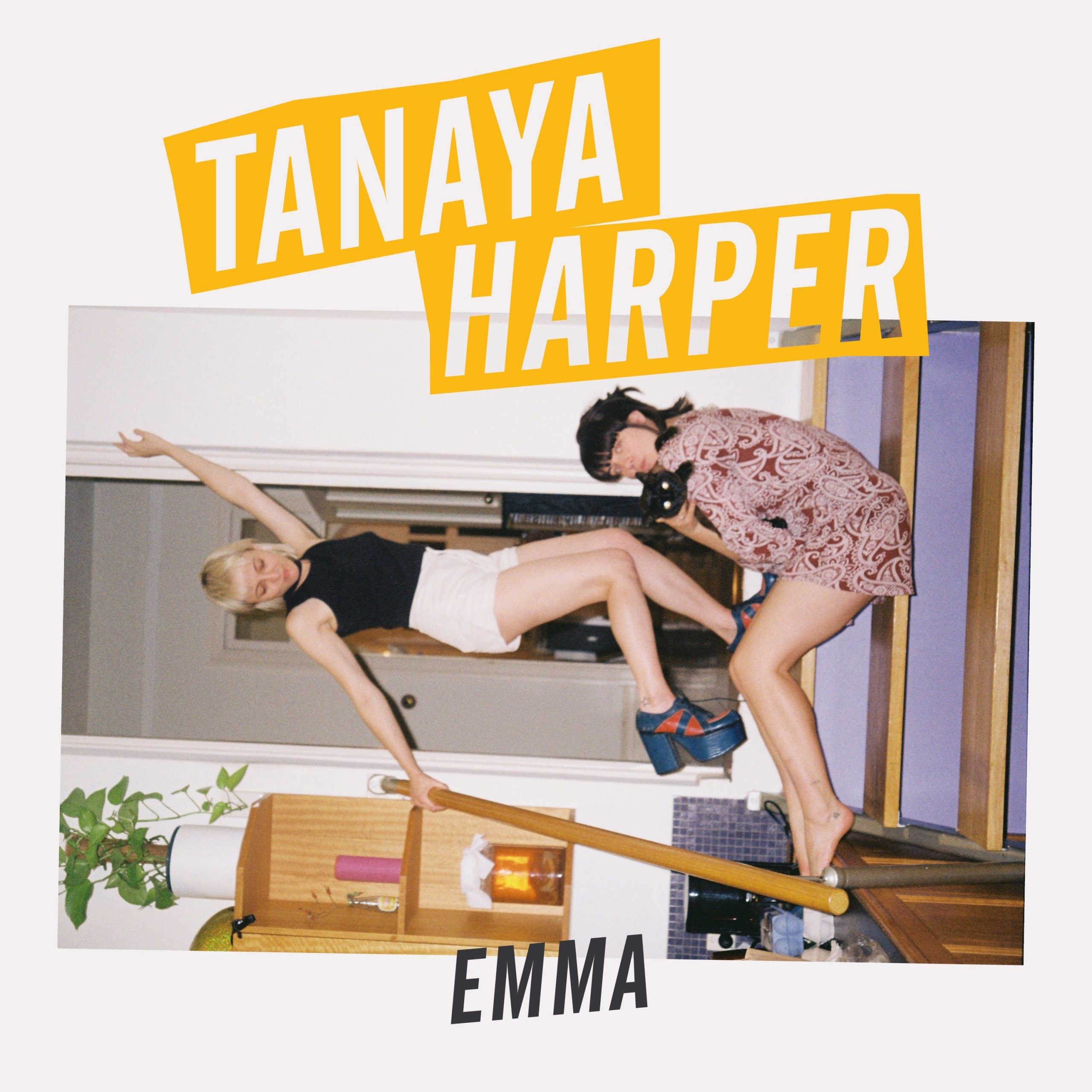 tanaya harper reveals punchy new track 'emma' and announces irl wa single launch shows