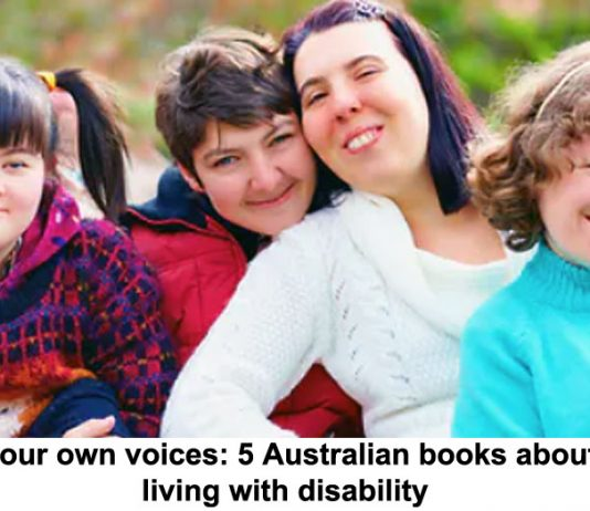 in our own voices: 5 australian books about living with disability