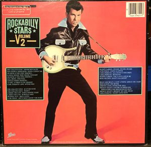 cream of the crate review #220: rockabilly stars vol.2 – various artists