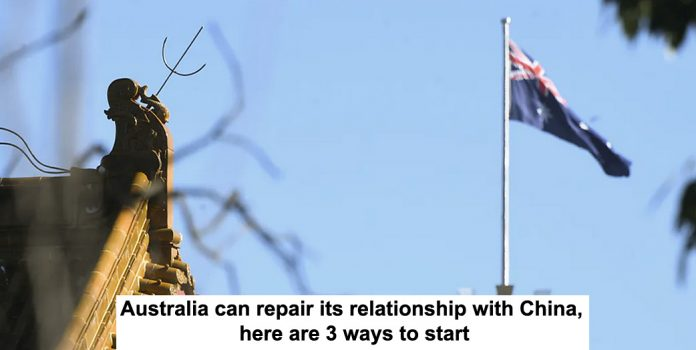 australia can repair its relationship with china, here are 3 ways to start