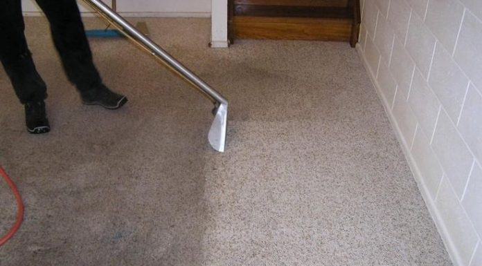 what are the health effects of unclean carpets?