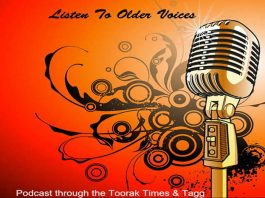 listen to older voices: reg forrest – part 1
