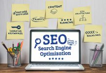 why do i need seo after building a new website design?