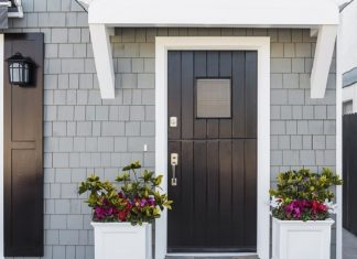 how to protect your home and property with security doors?