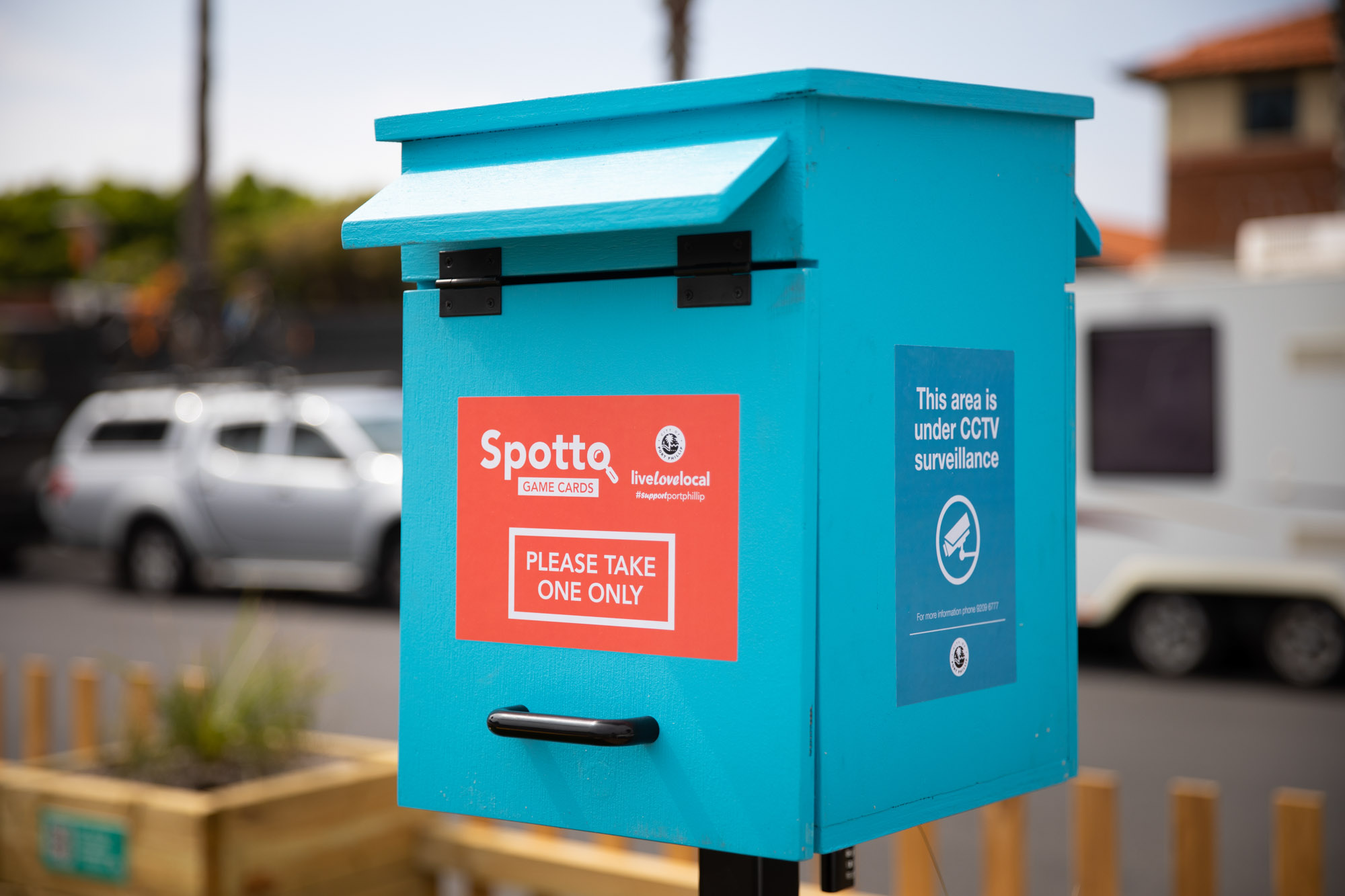 'spotto' port phillip icons to enter live love local competition