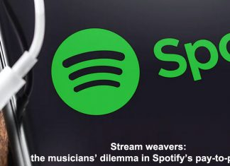 stream weavers: the musicians' dilemma in spotify's pay-to-play plan