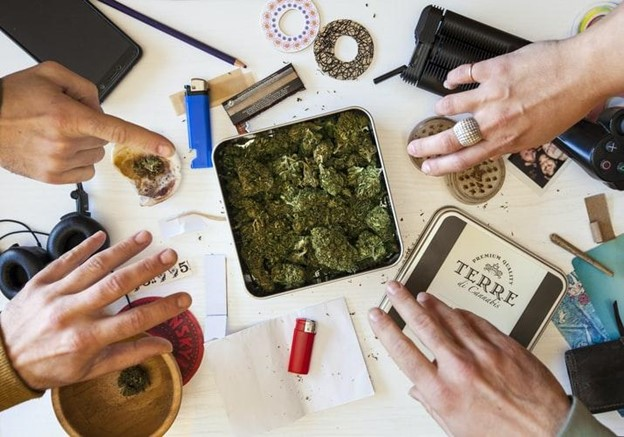 5 ways how cannabis is changing the health industry