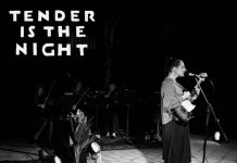 tanaya harper releases tender is the night, vol1 with all proceeds being donated to aid the perth bushfire victims