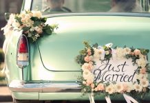 5 tips for choosing a perfect wedding car
