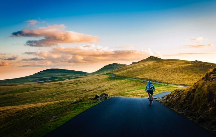 most beautiful cycling trails in australia