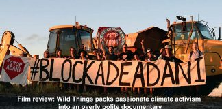 film review: wild things packs passionate climate activism into an overly polite documentary
