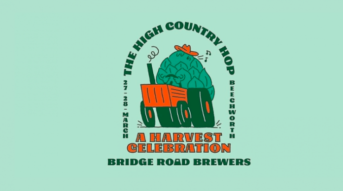 beechworth's high country hop will be music to your beers   27 and 28 march