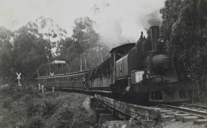 puffing billy (all aboard)