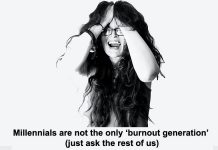 millennials are not the only 'burnout generation' (just ask the rest of us)