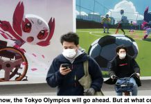 for now, the tokyo olympics will go ahead. but at what cost?