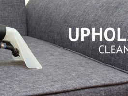 how to clean a used couch?