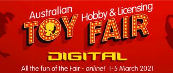 toys online  (the 2021 toy fair)