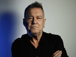 jimmy barnes drops new single 'flesh and blood' + announces july album